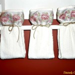 Rose Hand Towels PM