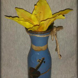Blue Vase 8 PM