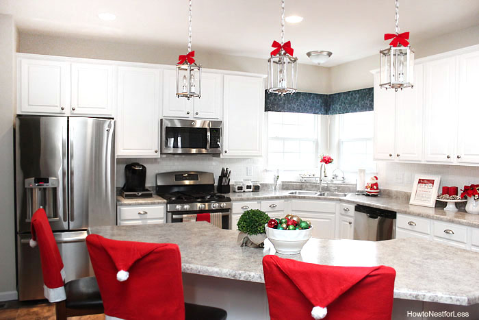 How To Decorate A Red Kitchen