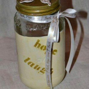 Hope Laugh Jar w-Butterfly PM