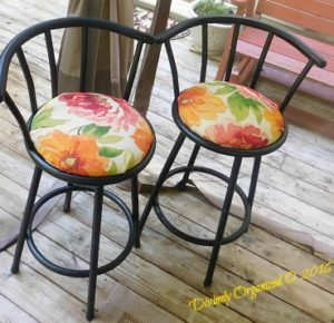 Deck Upcycle