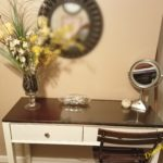 Light & Bright Vanity Upcycle