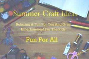 Summer Crafting