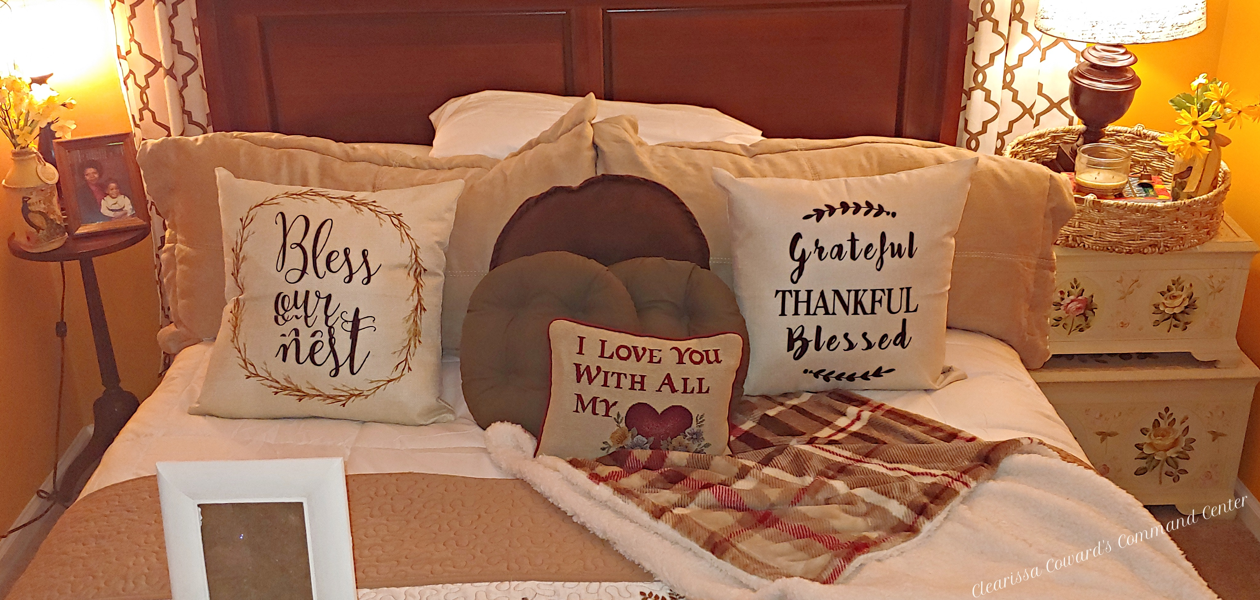 Guest Room Upcycle 2018