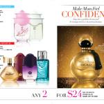 Signature Fragrances April 2015