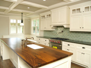 Clear Kitchen Countertops