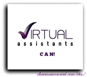 Virtural Assistant Logo PM