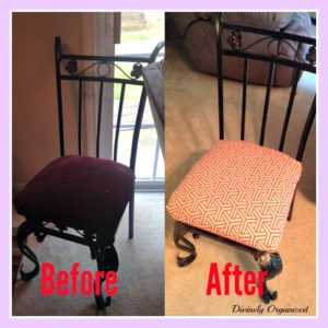 Chairs Upcycle PM