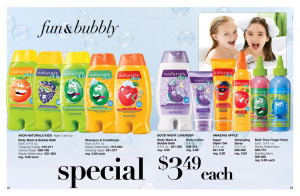 Fun and Bubbles July 2015