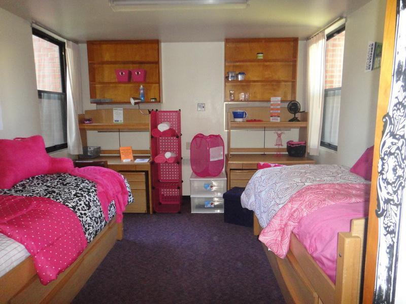 Making a College Dorm Room Feel Like Home | Clearissa's ...