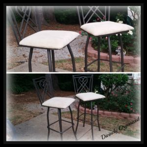 Bar Stools Black PM