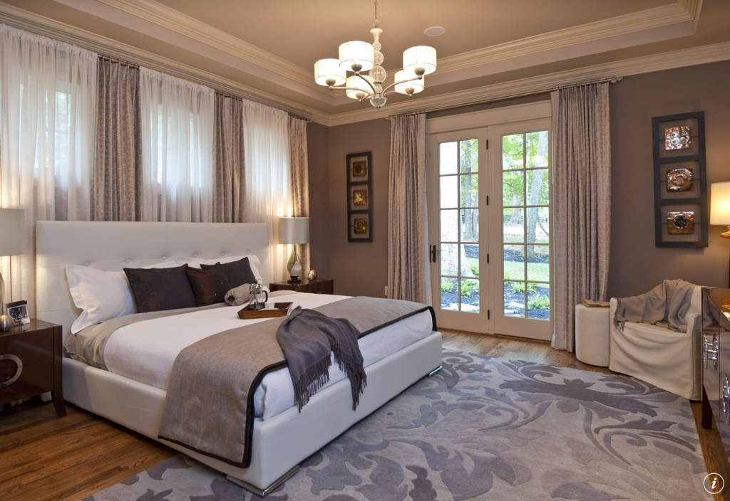 How to Organize a Master Bedroom | Clearissa Coward\'s Command Center