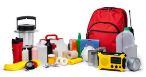Disaster Supply Kit for an Emergency