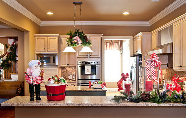 Inexpensive ways to decorate your kitchen for the holidays clearissa 39 s command center - Home design decoro shopping ...