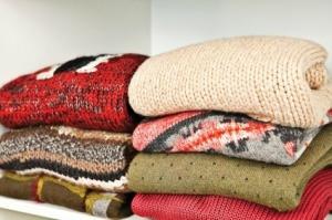 Organizing Seasonal Clothing