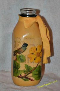 Birds & Butterflies Bottle PM