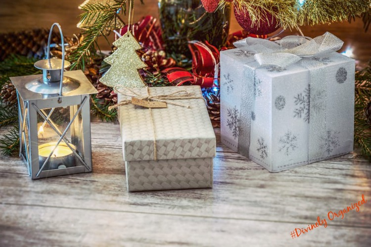Holiday Shopping Checklist