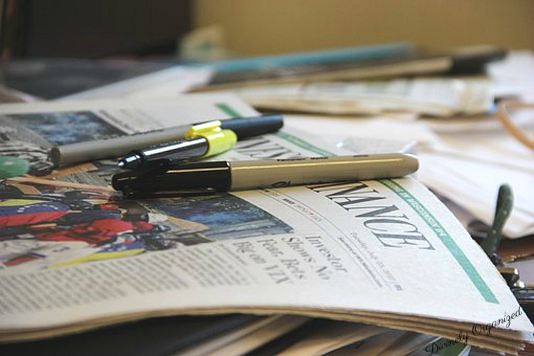 Seven Tips to Declutter Your Workspace