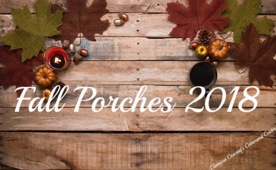 Fall Porches 2018