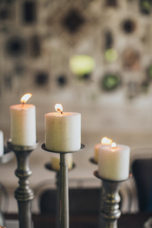 Thirteen Easy Decorating Tips When Decorating with Candles