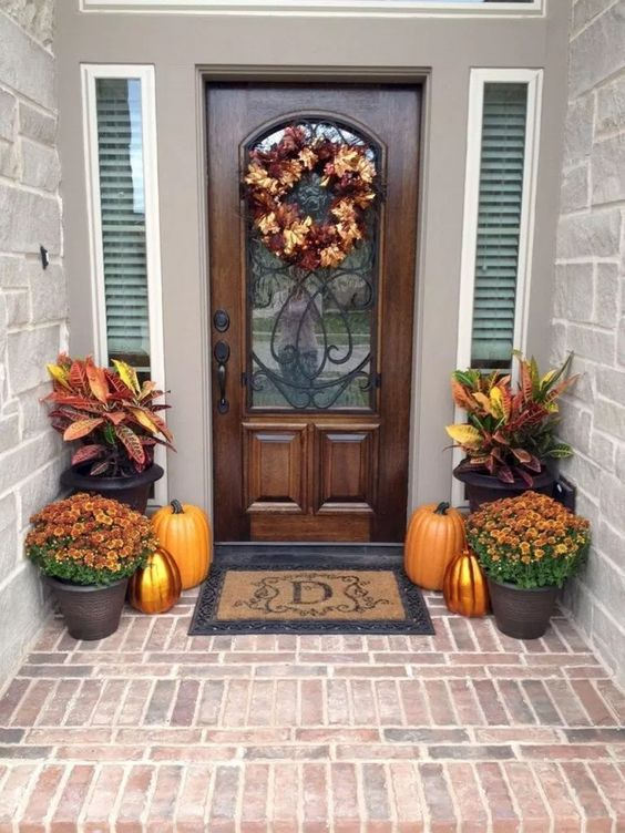Fall Front Porches 2019