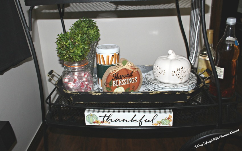 Fall 2019 Beverage Station